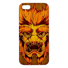 Oni Iphone 5s Premium Hardshell Case by Contest1775858