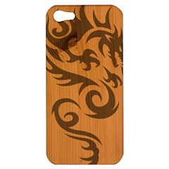 Tribal Dragon Apple Iphone 5 Hardshell Case