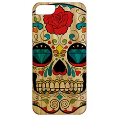 Sugar Skull Apple Iphone 5 Classic Hardshell Case by Contest1775858