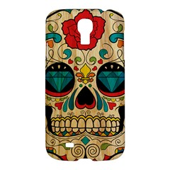 Sugar Skull Samsung Galaxy S4 I9500/i9505 Hardshell Case by Contest1775858