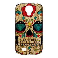 Sugar Skull Samsung Galaxy S4 Classic Hardshell Case (PC+Silicone) by Contest1775858