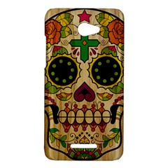 Sugar Skull HTC Butterfly (X920e) Hardshell Case by Contest1775858