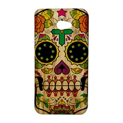 Sugar Skull HTC Butterfly S Hardshell Case by Contest1775858