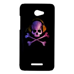 Rock out with your Skull out... HTC Butterfly (X920e) Hardshell Case by TheTalkingDead