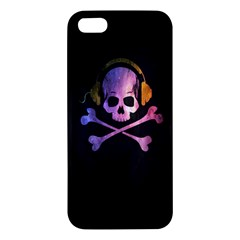 Rock Out With Your Skull Out    Iphone 5 Premium Hardshell Case by TheTalkingDead