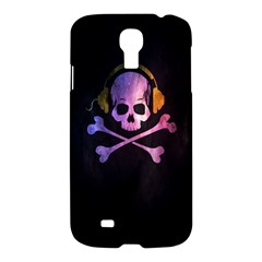 Rock out with your Skull out... Samsung Galaxy S4 I9500/I9505 Hardshell Case by TheTalkingDead