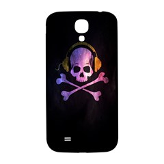 Rock out with your Skull out... Samsung Galaxy S4 I9500/I9505  Hardshell Back Case by TheTalkingDead