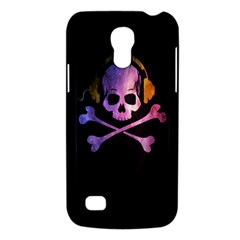 Rock out with your Skull out... Samsung Galaxy S4 Mini Hardshell Case  by TheTalkingDead