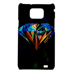 Diamonds are forever. Samsung Galaxy S II i9100 Hardshell Case  by TheTalkingDead