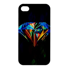 Diamonds Are Forever  Apple Iphone 4/4s Premium Hardshell Case