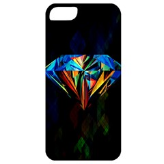 Diamonds Are Forever  Apple Iphone 5 Classic Hardshell Case by TheTalkingDead
