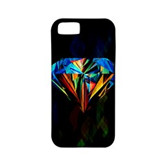 Diamonds Are Forever  Apple Iphone 5 Classic Hardshell Case (pc+silicone) by TheTalkingDead