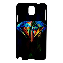 Diamonds Are Forever  Samsung Galaxy Note 3 N9005 Hardshell Case by TheTalkingDead