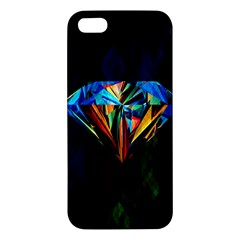Diamonds Are Forever  Iphone 5s Premium Hardshell Case