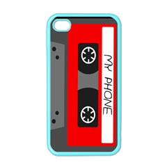 Cassette Phone Apple Iphone 4 Case (color) by TheTalkingDead
