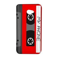 Cassette Phone HTC Butterfly S Hardshell Case by TheTalkingDead