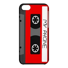 Cassette Phone Apple Iphone 5c Hardshell Case by TheTalkingDead