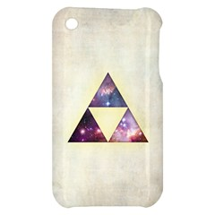 Cosmic Triangles Apple iPhone 3G/3GS Hardshell Case by Contest1775858