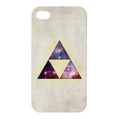 Cosmic Triangles Apple Iphone 4/4s Premium Hardshell Case