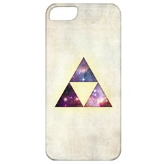 Cosmic Triangles Apple Iphone 5 Classic Hardshell Case by Contest1775858