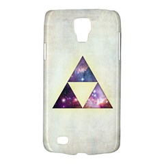 Cosmic Triangles Samsung Galaxy S4 Active (i9295) Hardshell Case by Contest1775858