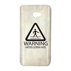 Warning: Haters gonna hate HTC Butterfly S Hardshell Case by Contest1775858
