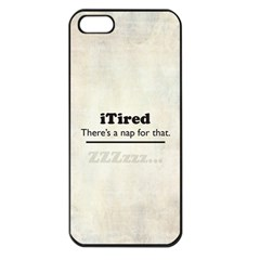 Itired Apple Iphone 5 Seamless Case (black)