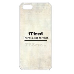Itired Apple Iphone 5 Seamless Case (white)