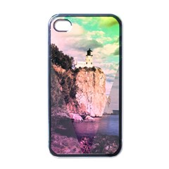 Lighthouse Apple Iphone 4 Case (black) by Contest1775858