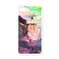 Lighthouse Apple Iphone 4 Case (white) by Contest1775858