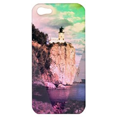 Lighthouse Apple Iphone 5 Hardshell Case by Contest1775858