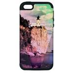 Lighthouse Apple iPhone 5 Hardshell Case (PC+Silicone)