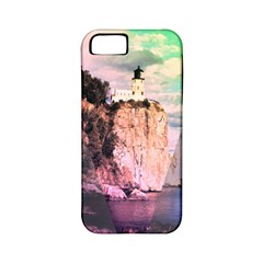 Lighthouse Apple Iphone 5 Classic Hardshell Case (pc+silicone) by Contest1775858