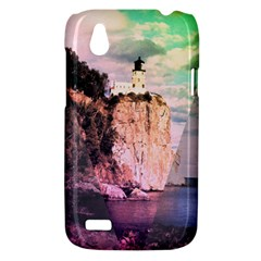 Lighthouse HTC T328W (Desire V) Case by Contest1775858