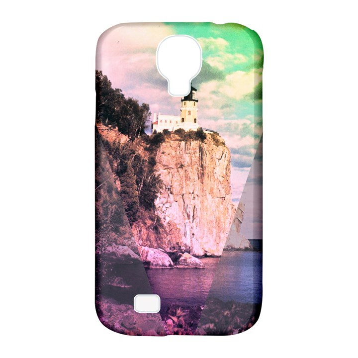 Lighthouse Samsung Galaxy S4 Classic Hardshell Case (PC+Silicone)
