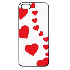 Follow Your Heart Apple Iphone 5 Seamless Case (black)