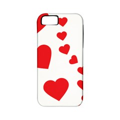 Follow Your Heart Apple Iphone 5 Classic Hardshell Case (pc+silicone)