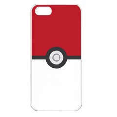 Let s Catch  em All! Apple Iphone 5 Seamless Case (white) by ContestDesigns