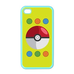 Starters Apple Iphone 4 Case (color) by ContestDesigns