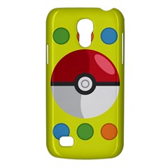 Starters Samsung Galaxy S4 Mini Hardshell Case  by ContestDesigns