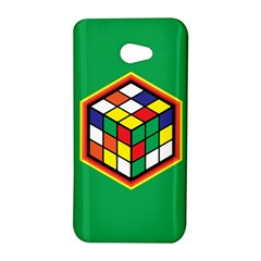 Colorful Cube, Solve It! HTC Butterfly S Hardshell Case by ContestDesigns