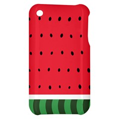 Watermelon! Apple iPhone 3G/3GS Hardshell Case by ContestDesigns