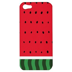 Watermelon! Apple Iphone 5 Hardshell Case by ContestDesigns
