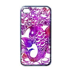 Form Of Auspiciousness Apple Iphone 4 Case (black) by doodlelabel