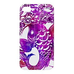 Form Of Auspiciousness Apple Iphone 4/4s Premium Hardshell Case by doodlelabel