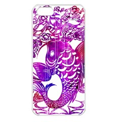 Form Of Auspiciousness Apple Iphone 5 Seamless Case (white) by doodlelabel