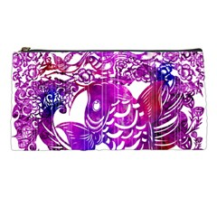 Form Of Auspiciousness Pencil Case by doodlelabel