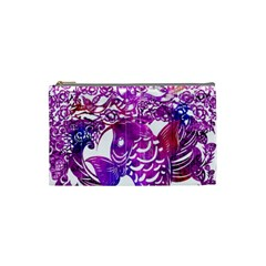 Form Of Auspiciousness Cosmetic Bag (small) by doodlelabel