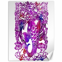 Form Of Auspiciousness Canvas 36  X 48  (unframed) by doodlelabel