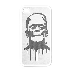 Monster Apple Iphone 4 Case (white)